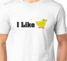I Like Chicks Unisex T-Shirt