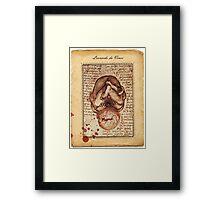 Abortion Framed Print