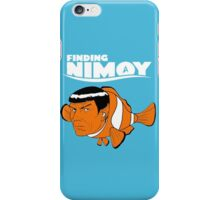 Finding Nimoy iPhone Case/Skin