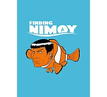 Finding Nimoy Photographic Print