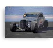 1934 Ford 'Autocross' Coupe 2 Metal Print