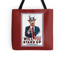 """""""Will You Stand Up"""" Stand With Rand Paul 2016  Tote Bag"""