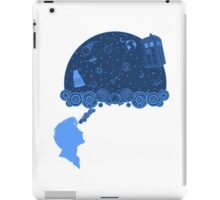 The mind of the Doctor iPad Case/Skin