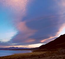 The Sky above Mono Lake by Erwin G. Kotzab