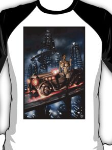 Noir Punk Painting 002 T-Shirt