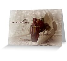 Carmelina Greeting Card