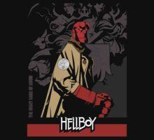 Hellboy  T-Shirt