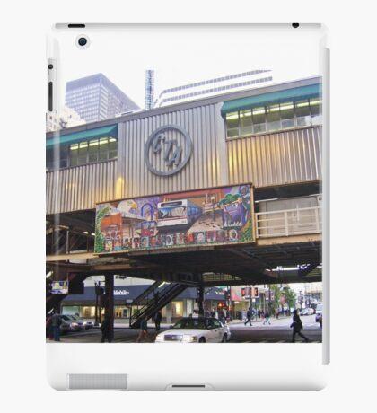 CTA Chicago II iPad Case/Skin