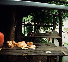 Rain, River, Ride and Chai - What else do I need??? by Biren Brahmbhatt