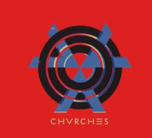 CHVRCHES T-Shirt / Phone case / Mug by zehel