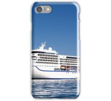 Last call for passengers to come aboard............! iPhone Case/Skin