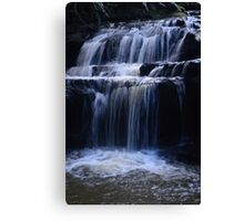 Leura Cascades, Blue Moutains Canvas Print