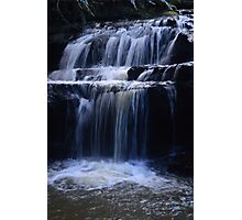 Leura Cascades, Blue Moutains Photographic Print