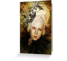 Frou Frou- L'Opera Greeting Card