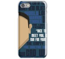 The Ninth iPhone Case/Skin