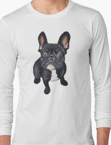 French Bulldog Long Sleeve T-Shirt