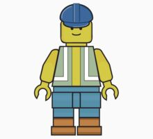 Lego Builder by miners