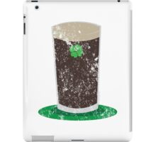 VINTAGE Pint of Guiness iPad Case/Skin