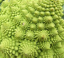 Romanesco by Klaus Offermann