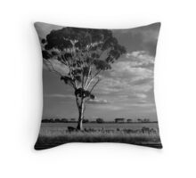 Welcome to the Outback. Throw Pillow