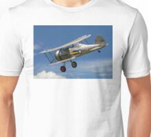 Gloster Gladiator I K7985 G-AMRK banking in the sunshine Unisex T-Shirt