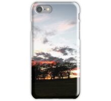 Chico, California: End of the Day iPhone Case/Skin