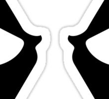 Heros - Deadpool Sticker