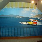 MURAL on Boys Bedroom Wall by mmdstudios