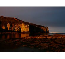 Flamborough Head, East Yorkshire, England Photographic Print