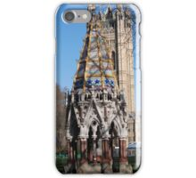 Buxton Memorial Fountain iPhone Case/Skin