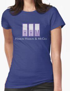 Hamlin, Hamlin & McGill - Better Call Saul Womens Fitted T-Shirt