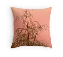 Try to look on the bright side  Throw Pillow