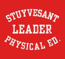 Stuyvesant Leader Physical Ed. by ottou812