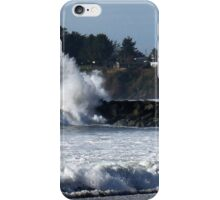The sea at it's best iPhone Case/Skin