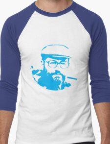 Umberto Eco is watching you Men's Baseball ¾ T-Shirt