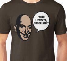 WHO LUVS YA BROOKLYN Unisex T-Shirt
