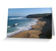 Bells Beach, Australia Greeting Card