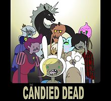 The Candied Dead by applejackxox