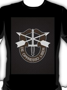 Carbon Special Forces Logo iPhone / Samsung Galaxy Case T-Shirt