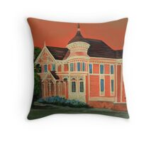 Victorian Sunset Throw Pillow