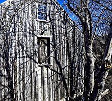 Grist Mill by Kathleen   Sartoris