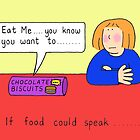 Chocolate biscuits by KateTaylor
