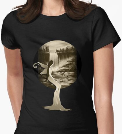 Fantasia Womens Fitted T-Shirt