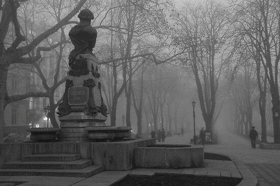 Pushkin by Bob Burnham