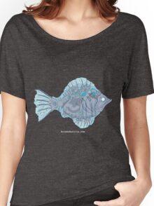 Robofish Women's Relaxed Fit T-Shirt