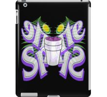 Lean life iPad Case/Skin