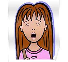 Horrified Quinn Poster