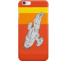 Fall Fire Fly Class iPhone Case/Skin