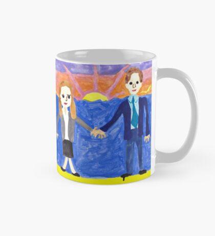 Mug with Painting Mug