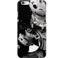 Dolly looking in a mirror iPhone Case/Skin